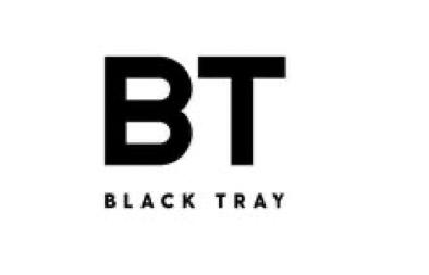 BLack Tray